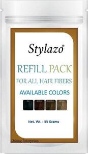 Stylazo-Refill-Hair-Fibers-Keratin-Building-Thickening-5-25-31-5-55-110g-Pack