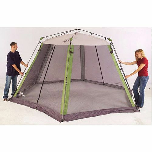 Shelter Screen  Coleman 15' x 13' Straight Leg Instant Outdoor Camping New
