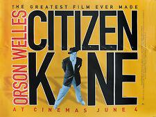 Citizen Kane Vintage Movie Large Poster Art Print Maxi A1 A2 A3 A4