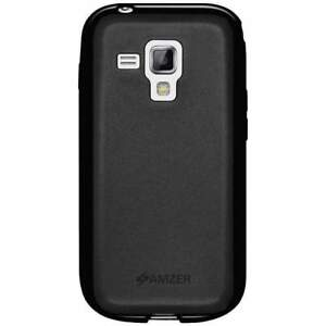 AMZER-PUDDING-TPU-SKIN-FIT-BACK-CASE-COVER-FOR-SAMSUNG-GALAXY-S-DUOS-S7562