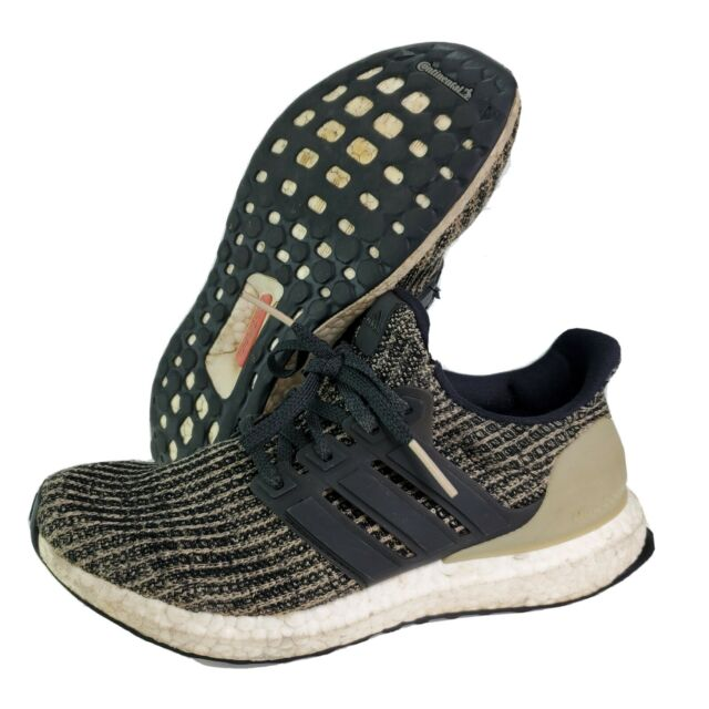 Adidas CP8776 Ultra Boost 4.0 Size 6Y Youth Dark Mocha Sneakers READ DESCRIPTION