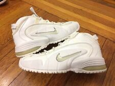 2001 Nike Air Max PENNY ONE 1 WHITE SILVER SZ 11.5 Foams 2 3 4 Half Cent Rookie