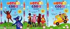 Mother Goose Club Educational DVD & CD Set A B & C - Nursery Rhymes Songs (NEW)