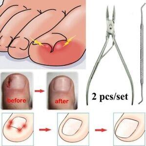 Eingewachsene-Country-Clipper-Nail-Cutter-Schere-Nipper-Professionell-Zange-Finger