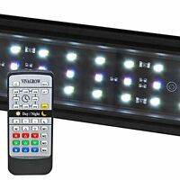 Led Aquarium Light Freshwater Plant 24/7 Remote Automation 90cm 36 Lamp Surface