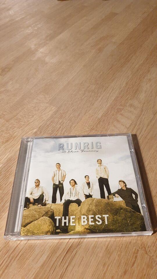 Runrig: 30 Year Journey - The Best, folk