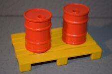 8274 playmobil pallet vorklift heftruck 3506 construction