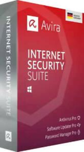 Avira Internet Security Suite 2020 15.0.2001.1698 License Key Free