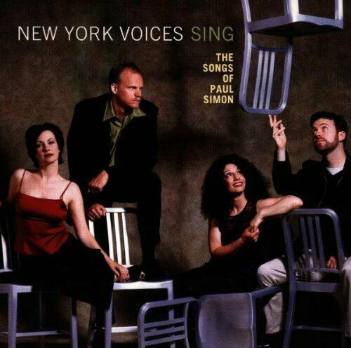 Songs of Paul Simon by New York Voices  ( CD )