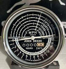 John Deere 520 530 Tachometer Original Ab5134r Tach Nice Rare Restored
