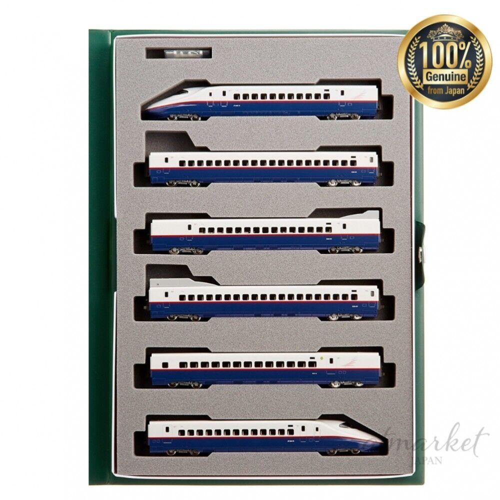 NEW Kato 10-377 E2 Shinkansen 6 Car Set Train Toy  genuine from JAPAN