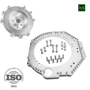 Details about Adapter Kit Chevrolet LS7 LS3 LS1 to BMW M50 M52 M57 GEARBOX  e36 m3 e46 SWAP PMC