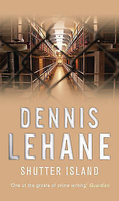 Shutter Island by Lehane, Dennis, Acceptable Book (Paperback) Fast & FREE Delive
