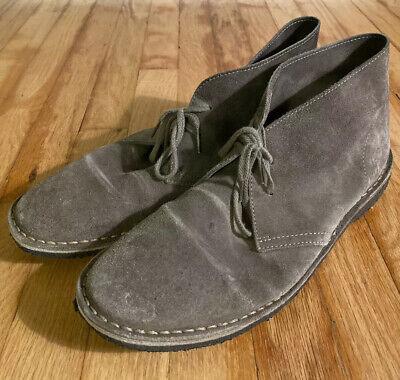 J Crew Macalister Desert Boots Suede