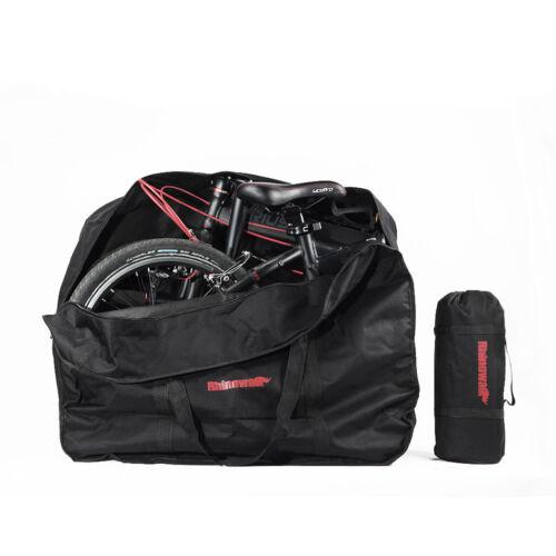 Fahrrad Lagerung Tasche Reise Tragetasche Transport Beutel Für 20inch Faltrad