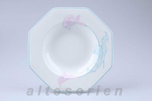 Assiettes à soupe D 22,5x22,5 Cm Prix Spécial VILLEROY /& BOCH Heinrich Calla