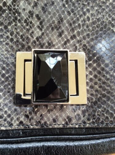 Body Handtaschen Badgley Und Snakeskin amp; Leather Mischka Cross Geldbrsen Black Damen gv6xdq1q
