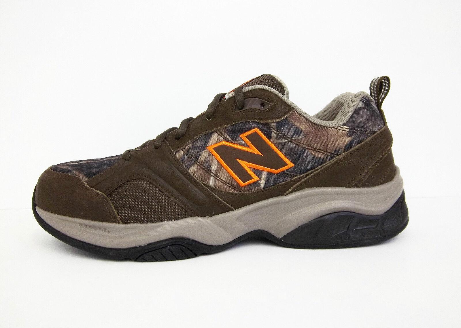 New Balance mx623cm2 Para Hombre mx623cm2 Balance formación Zapato camo/Naranja cf853b
