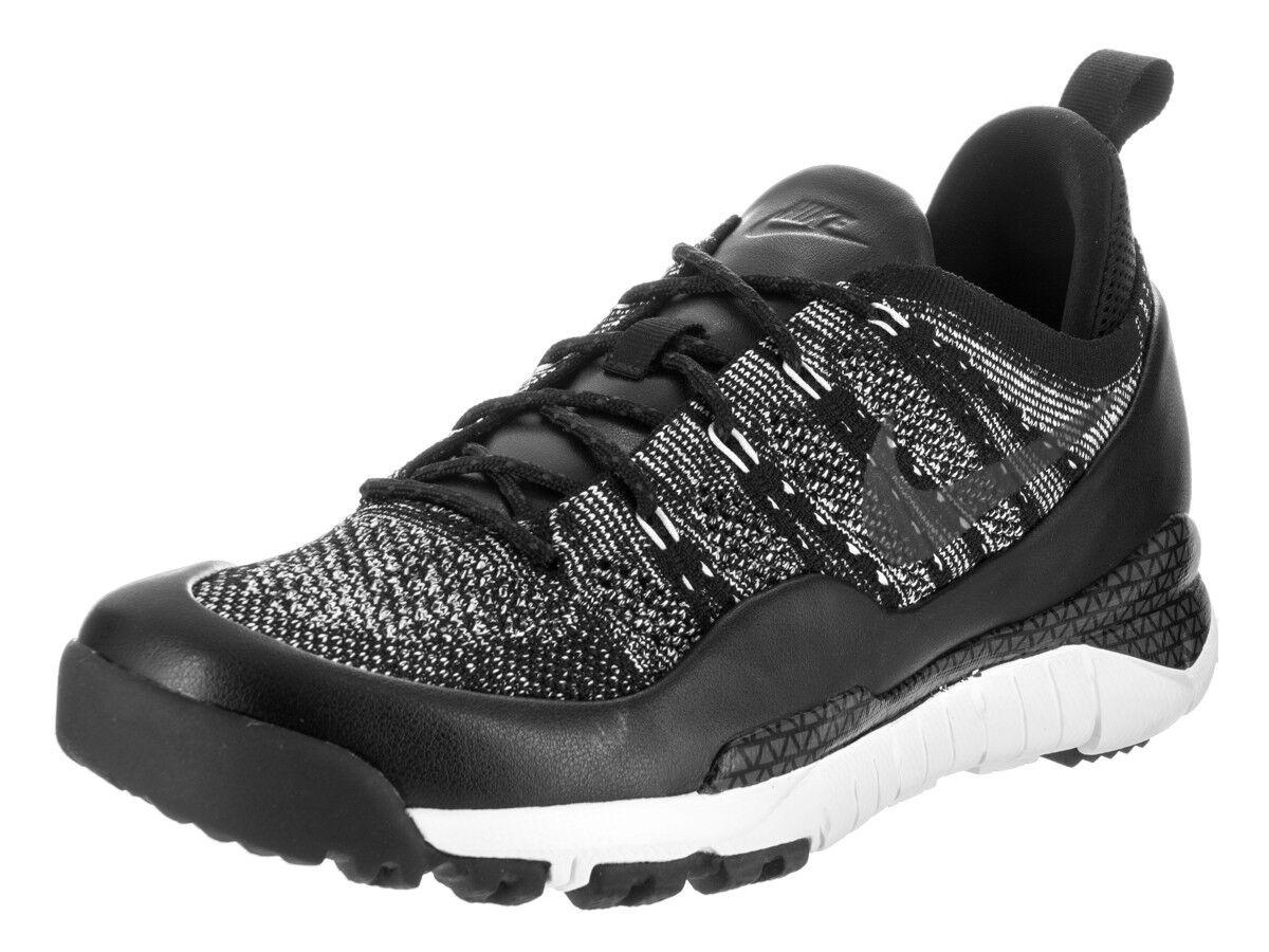 Nike Lupinek Lupinek Lupinek Flyknit Basse Scarpe da Ginnastica Taglia 10.5 Vela Antracite b3b9e3