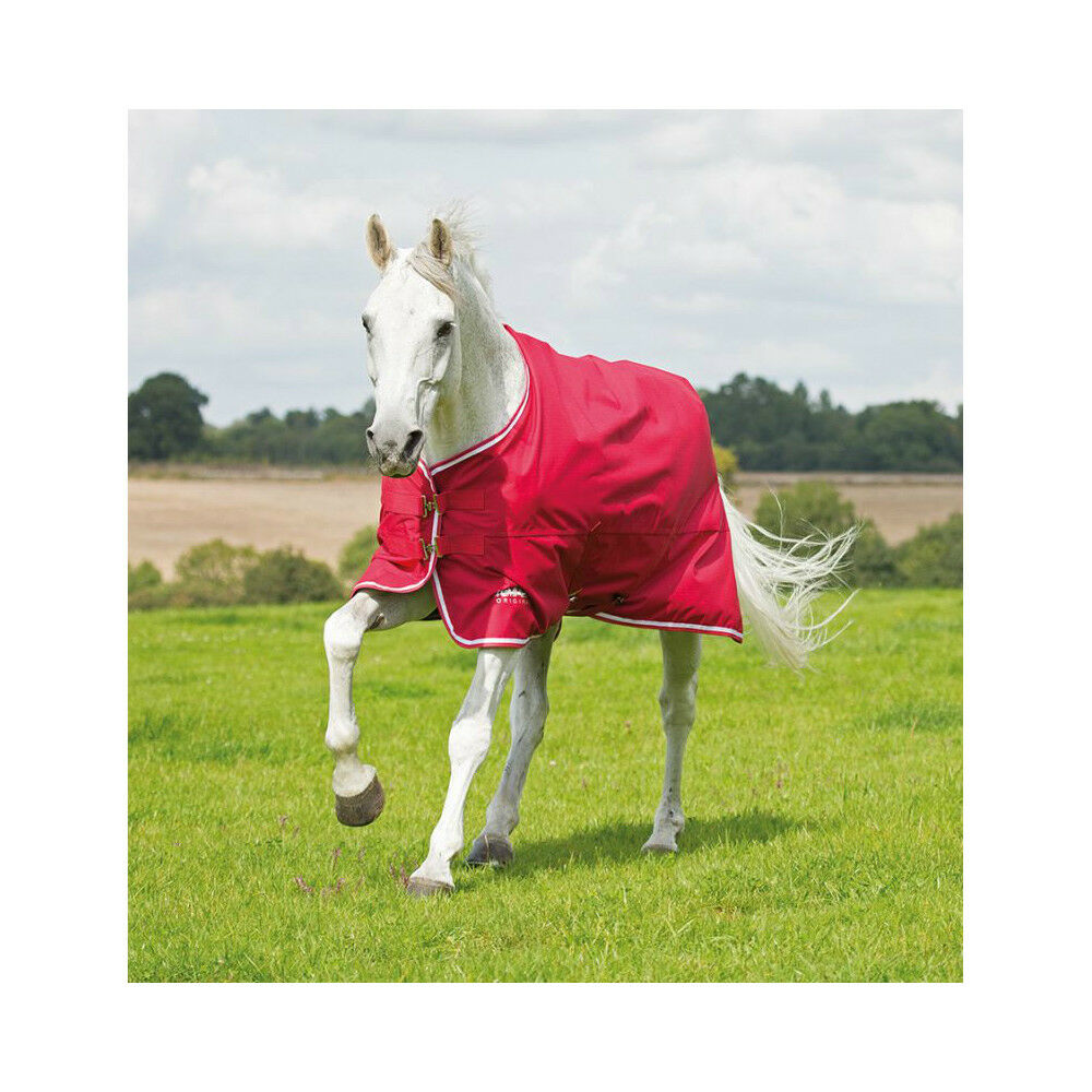 Shires Tempest Original  100g Air Motion Turnout Rug - Red - Different Sizes  first-class quality