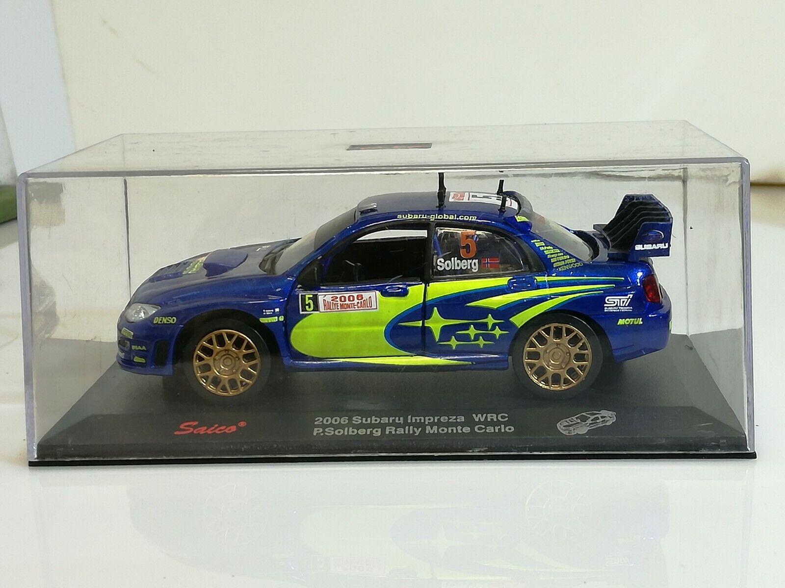 distribución global Saico 2002 Subaru Impreza WRC scala 1 32 - - - diecast modellismo  aquí tiene la última