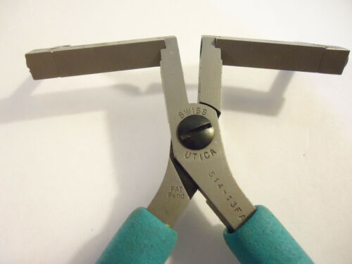 Discontinued Electronics Plier Utica Swiss Plier Insert Tool # 514-13FA.
