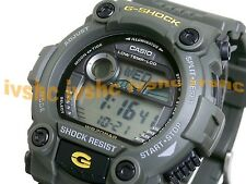 CASIO G-Shock G-Rescue G7900-3D G-7900-3D Army Green Original Package !