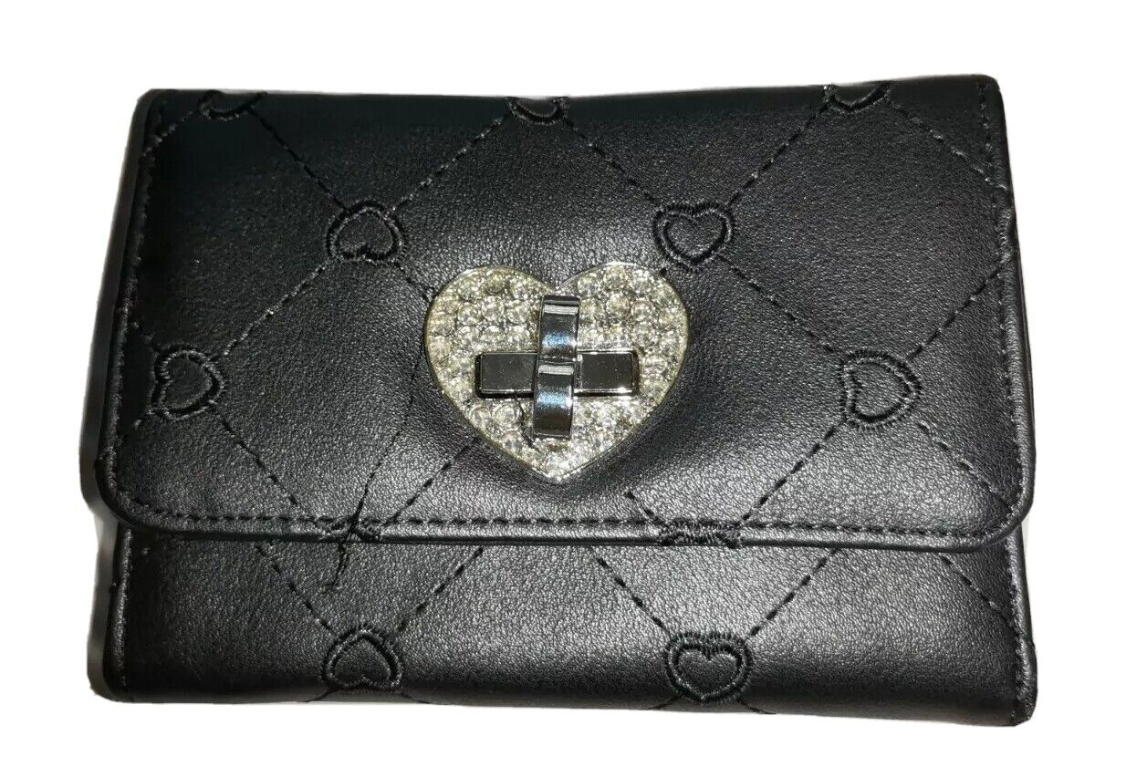 New Women Luxury Faux Leather Purse Patent Clutch Ladies Designer Style Gift