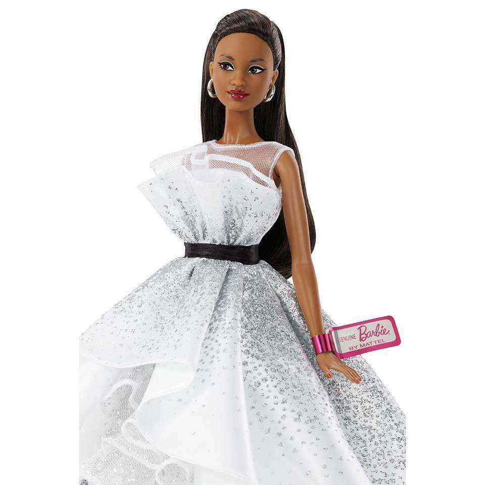 2019 60th Anniversary Barbie African American IN STOCK
