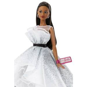 Barbie 60th Anniversary African American Doll 2019 Limited Edition New