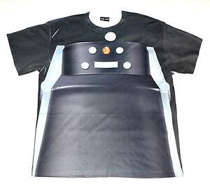 Star-Trek-Captain-039-s-Pike-Chair-2-Sided-T-Shirt-XL-Sublimated-Dye