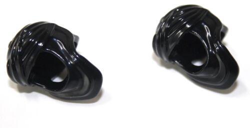Turban Orient Kopfbedeckung 88287 NEU Schwarz Black 2x LEGO® Keffiyeh
