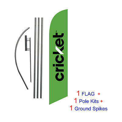3 three COOL DEALS bl//yel2 15 Swooper #4 Feather Flags KIT
