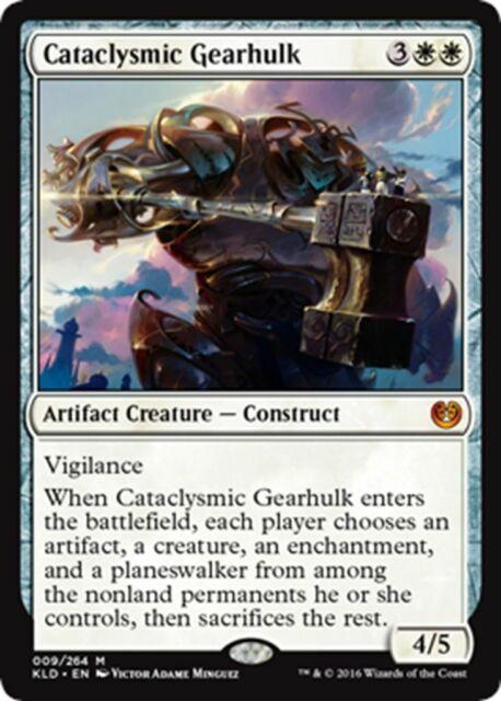 MTG Magic - (M) Kaladesh - Cataclysmic Gearhulk - SP