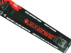 Allen-Cases-27838-Ruger-Tactical-Black-10-22-Web-Adjustable-Sling-w-Swivel