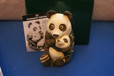 GENTLE GIANT PANDA HARMONY KINGDOM LIMITED  BOX FIGURINE  MIB