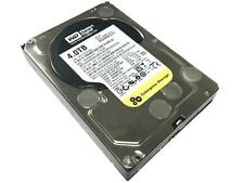 "Western Digital RE WD4000FDYZ 4TB 64MB Cache 7200RPM SATA 6.0Gb/s 3.5"" Internal"