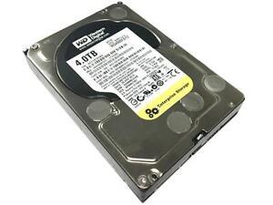 "Western Digital RE WD4000FDYZ 4TB 64MB Cache 7200RPM SATA 6.0Gb/s 3.5"" Internal"