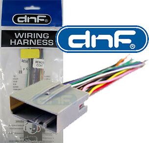 FORD WIRING HARNESS STEREO + RADIO  ADAPTER (70-5520) - 100% COPPER SHIPS TODAY!