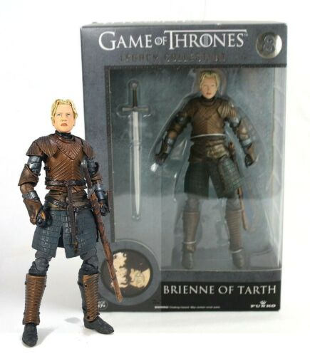 "Funko Game of Thrones Legacy Collection Brienne de Torth 6/"" Action Figure NEW IN BOX"