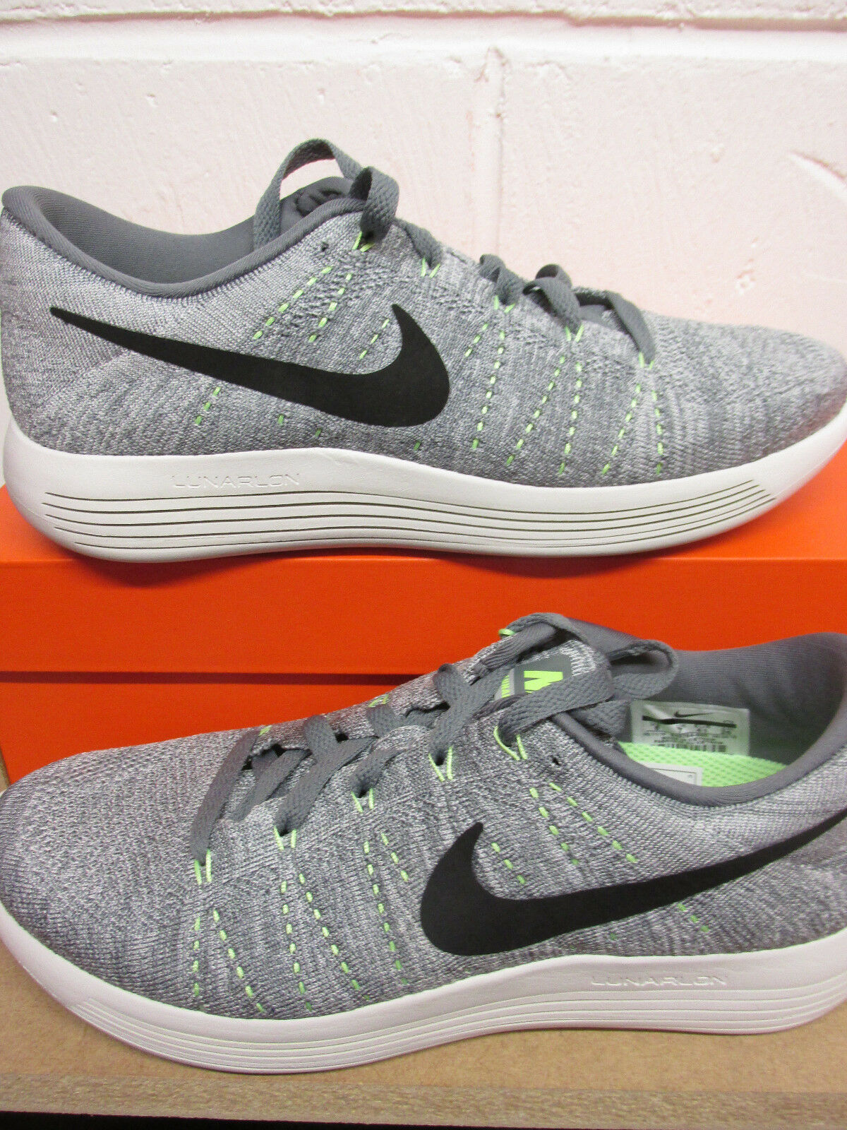 Great discount Nike Lunarepic Low Flyknit Mens Running Trainers 843764 005 Sneakers Shoes