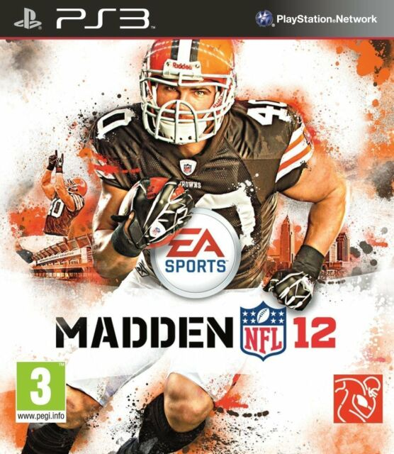 MADDEN NFL 12               .......      pour PS3