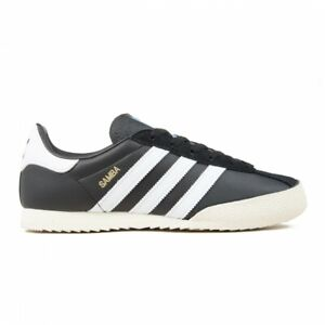 2faab010302c9 Details about Adidas Samba x SPZL Black and Gold NEW WITH BOX BB077424
