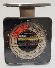 Pre Owned Pelouze Model K5 Tabletop Mechanical Postal Scale Capacity 5 Lbs