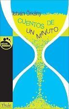 Cuentos de un minuto (Coleccion Micro Mundos)-ExLibrary