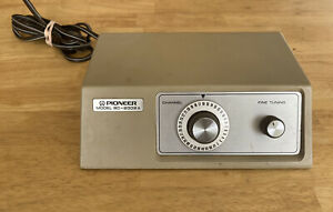 Vintage Pioneer Cable Converter Box BC-2002 A UNTESTED A3