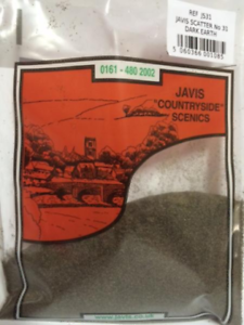 Javis Js31 Scenic Scatter Bag Dark Earth