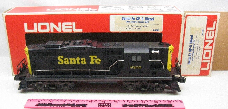Lionel  6-8255 Santa Fe GP-9 Diesel (non-power Dummy unit)