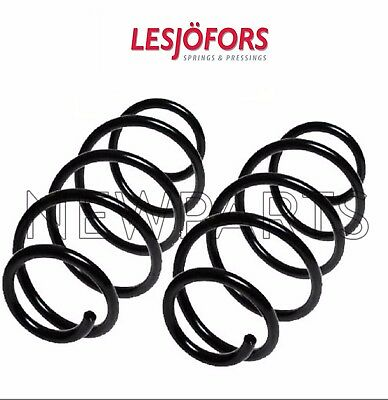For Saab 9-3 Auto Trans Pair Set of Front Left /& Right Sport Coil Springs Suplex