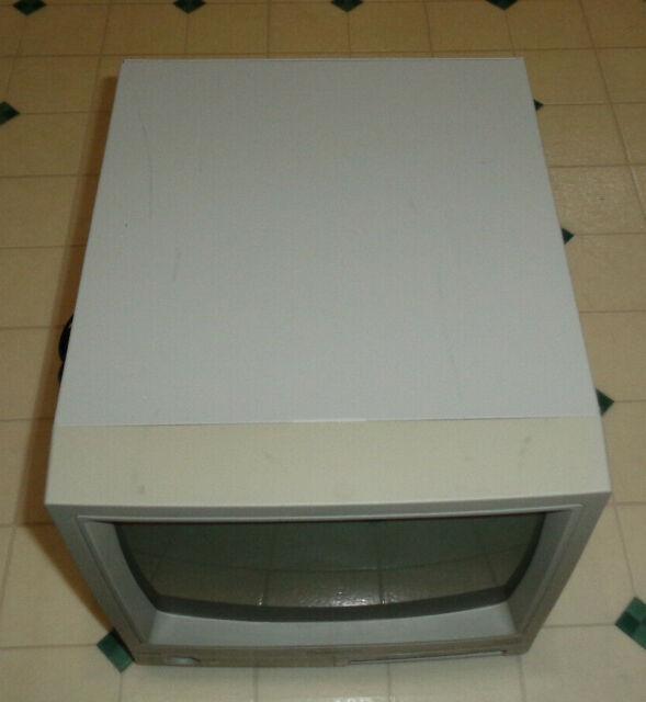 Brand New ~ Panasonic WV-BM990 9″ diagonal black-and-white video monitor #99 @@@